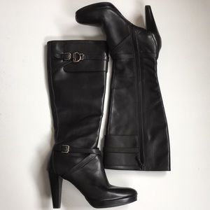EUC Cole Haan leather boots